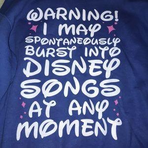 Disney Funny Crewneck